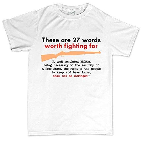 Shall Not Be Infringed 2nd Amendment 2A T-shirt