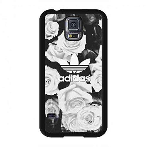 Samsung S5 Adidas Logo Hülle, Adidas Logo Hülle, TPU HüLle SuperdüNn StoßFest Tasche, Adidas Logo Hülle Für Samsung Galaxy S5 (Jordan Schuhe Weniger)