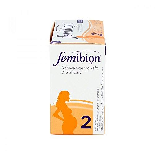 Femibion 2 Schwangerschaft und Stillzeit Tabletten und Kapseln, 60 Tage Packung - 2