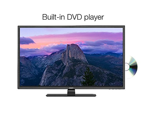 Eternity 32 inch HD Ready 720p LED TV (Sound System by JBL, Built-in DVD Player, Built-in Freeview HD Tuner) – Black