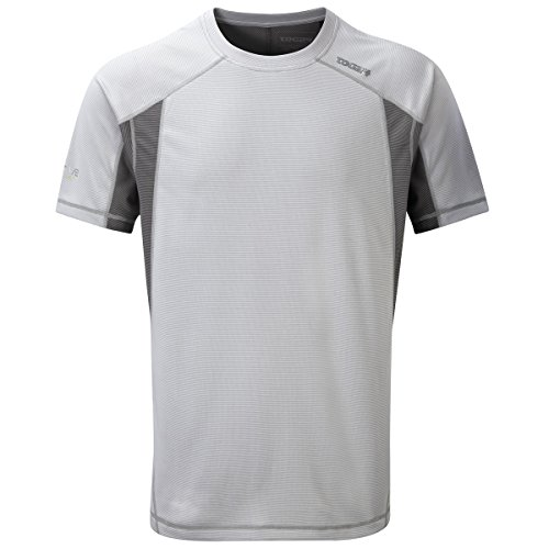 TOG 24 Cairn para hombre TCZ bambú camiseta blanco–Macho Blanco blanco XX-Large