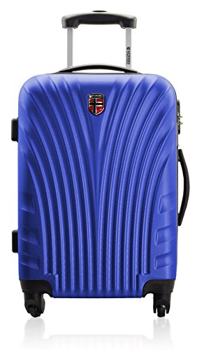 Geographical Norway Springfield Valise Weekend, 63 L, Bleu