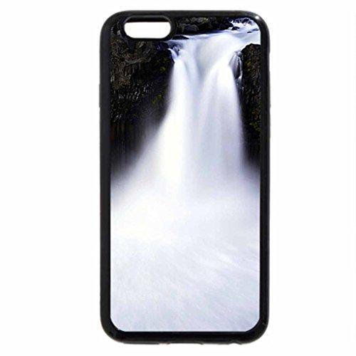 iPhone 3S/iPhone 6Coque (Noir) aldeyjarfoss, Islande