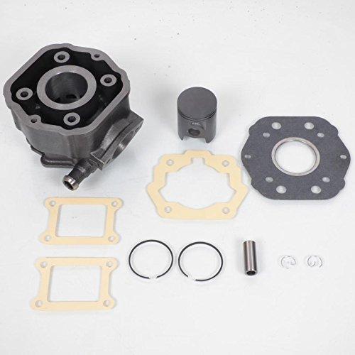 Conjunto de cilindro y pistón de hierro fundido, producto original para moto...