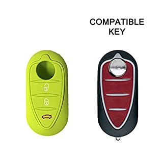 Silikonhülle für Auto-Schlüssel