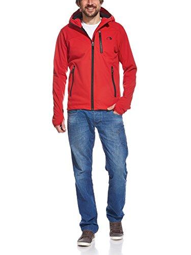 Tatonka Herren Jacke Stowart Mens Jacket Red Carpet