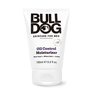 Bulldog Oil Control Moisturiser, 100 ml