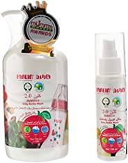 FARLIN Baby Liquid Cleasner 700 ml and 100 ml - Pack of 1