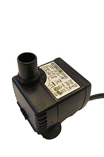 Eden 104 Wasserpumpe (5 W, 240 l/h, 0,45 m Förderhöhe), hochwertige Qualitätspumpe, kleine Pumpe für Ihren Zimmerbrunnen