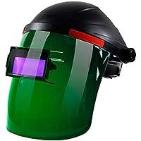 Kopf Schweißer Schweißen Argon Arc Schweißen Automatische Dimmen Solar Energie Einstellbare Schweißen Maske Gesicht Bildschirm GroßE Auswahl; Schutzhelm