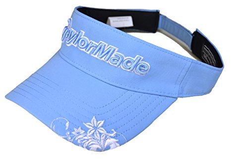 taylormade-chelsea-gorra-de-golf-o-golf-visor-con-logotipo-de-3-d-y-diseno-de-estampado-floral-en-el