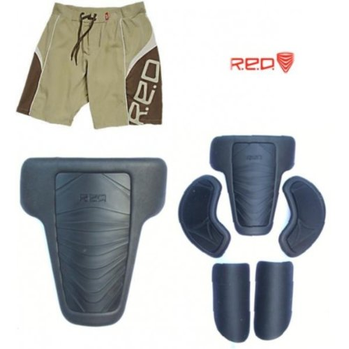 Red Impact Shorts Gr. L -