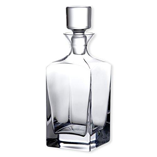 Bruno Evrard Carafe à Whisky en Verre soufflé Bouche 1L - Highlands