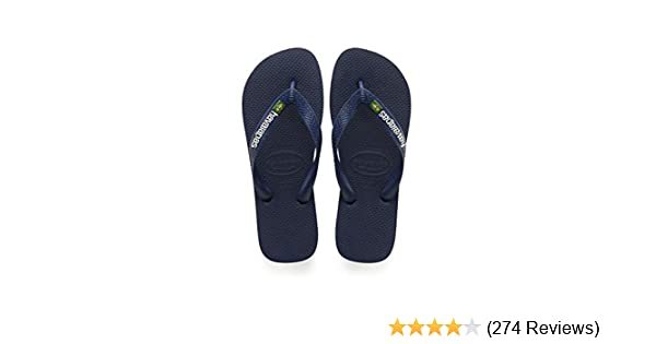 671f768cd3f17b Havaianas Unisex-Erwachsene Brasil Logo Zehentrenner  Amazon.de  Schuhe    Handtaschen