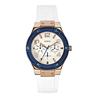 Guess Jet Setter, Women's Chronograph Watch, W0564L1 - White