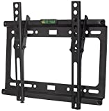 ATHLETIC Soporte de Pared para TV de 22'- 46' LED / LCD / Plasma TV Extensible Inclinable - Carga Máx. 27 kg - VESA Máx. 200x200mm