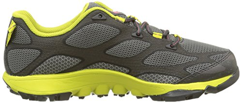 Columbia Conspiracy Iv Outdry, Chaussures Multisport Outdoor Femme Gris (Dark Fog/Afterglow 078)