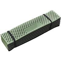 twinklings plegable almohadilla de espuma impermeable Dampproof Mat dormir almohadilla en tienda de campaña para Camping senderismo, verde