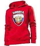 Golebros Russland ?????? Russia Fan Artikel 3206 Fuss Ball EM 2020 WM 2022...