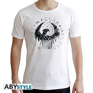 ABYstyle abystyleabytex377_ XL fantástico bestias Macusa camiseta para hombre (XL)
