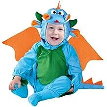 Guirca - Disfraz dragoncito baby, Talla 6 -12 meses (82435.0)