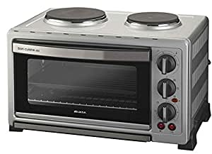 Ariete 00c097800ar0 bon cuisine 600 forno casa for Ariete bon cuisine 300