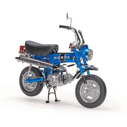 EBBRO 1/10 Honda Dax ST50 1969 M. Blue (japan import)