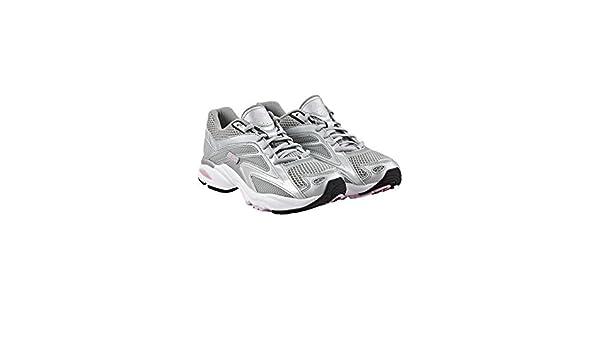 Reebok Damen Laufschuhe Tempo Runner Silber 40,5: