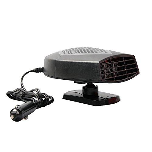 12V portatile auto termoventilatore automobile sbrinatore caldo ventola di raffreddamento sbrinatore per una facile rimozione della nev