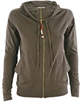 Keep Me Warm Jacket von Mandala in Earth
