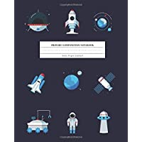 "Primary Composition Notebook Story Paper Journal: Dotted Midline and Drawn Space | Grades K-2 School Exercise Book|  8""x10""