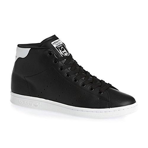 adidas STAN SMITH MID S75027 Unisex - adulto Scarpe sportive Nero