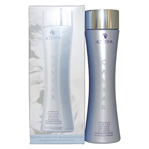 Alterna Caviar Brightening Blonde Shampoo (250ml)