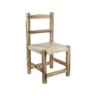 Aubry Gaspard Wooden Child's Chair