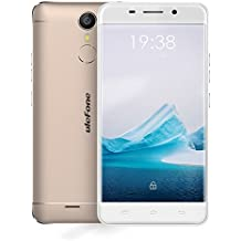 Ulefone Metal,Android 6.0,3050mAh gran batería,5.0 pulgada HD 1280*720 Píxeles,3GB RAM+16GB ROM,2MP+8MP cámara,MT6753 procesador Octa core 1.3GHz CPU,4g smartphone,oro