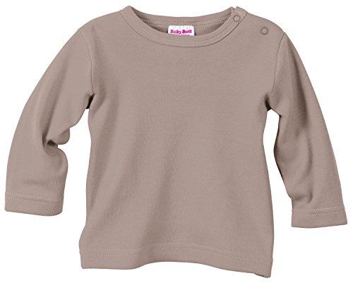 Baby Butt Langarmshirt Interlock-Jersey taupe Größe 44