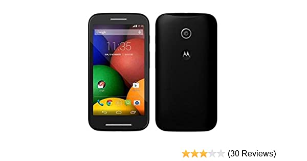 9f27fbf4e15e Motorola Moto E (Black)  Amazon.in  Electronics
