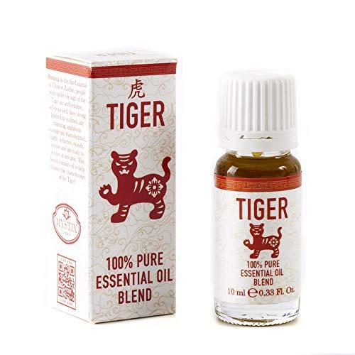 Mystix London Ätherische Öl-Mischung Tiger, chinesisches Sternzeichen, 10 ml -