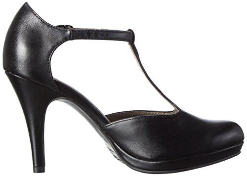 Tamaris 24428, Escarpins Femme Noir (BLACK MATT 015)