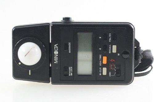 Minolta Auto Meter IIIF Belichtungsmesser Blitzbelichtungsmesser Light Meter