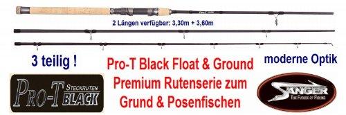 Sänger Pro-T Black Float & Ground (hochwertige Grundrutenserie) Test