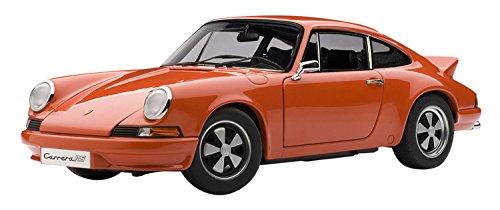AUTOart - 78057 - Véhicule Miniature - Modèle À L'échelle - Porsche 911 Carrera 2.7 RS Touring - 1973 - Echelle 1/18