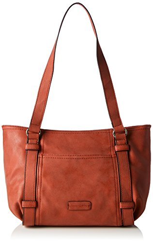 Gerry Weber - Open Mind Baguette, Borsa baguette Donna Rosso (Rot (red 300))