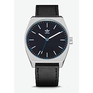 Adidas Reloj Analógico para Hombre de Cuarzo con Correa en Cuero Z05-625-00