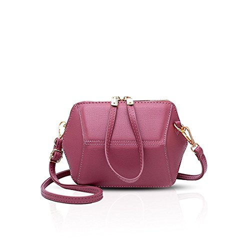 Bilis, Borsa a mano donna small, Gray (grigio) - Bilis-358 Pink