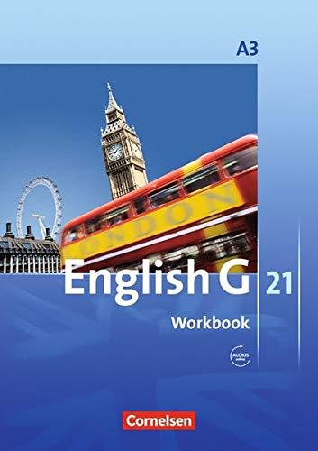 Produktbild English G 21 - Ausgabe A / Band 3: 7. Schuljahr - Workbook mit Audio-Materialien online
