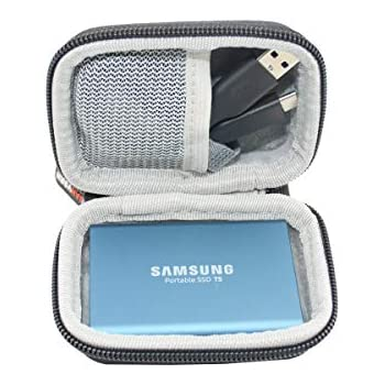 SANVSEN para Samsung T3 / T5 250GB 500GB 1TB 2TB SSD USB 3.0 Disco ...