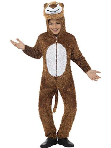Imagen de smiffy's  disfraz de león para niño, talla m 7  9 años  30012