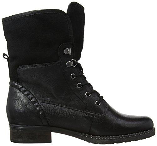Gabor Concept, Boots femme Noir (Black Leather)