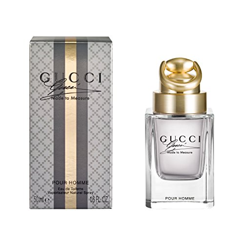 Gucci Made to Measure homme / men, Eau de Toilette, Vaporisateur / Spray 50 ml, 1er Pack (1 x 50 ml)